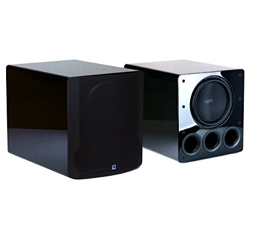 Where to Shop SVS SB13 Ultra 13-inch 1000 Watt Powered Subwoofer (Piano Gloss Dual Subs)