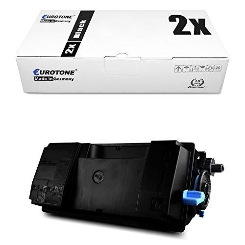 2X Müller Printware Cartucho de tóner para Kyocera Ecosys M 3040 ...