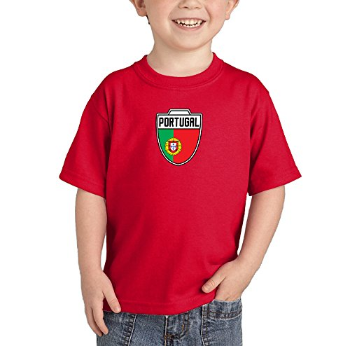 Toddler Infant Portugal Portuguese T shirt