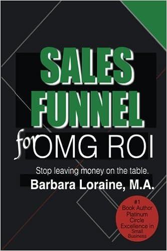 Sales Funnel: For Omg Roi: Amazon.es: Barbara Loraine: Libros en idiomas extranjeros