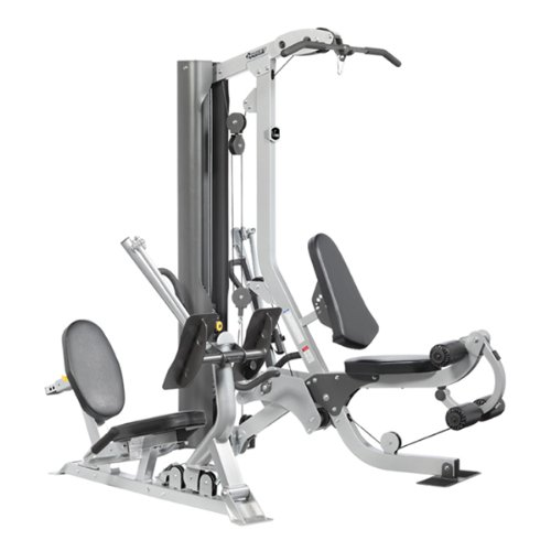 Amazon.com : vprime w leg press home gym by hoist fitness : sports