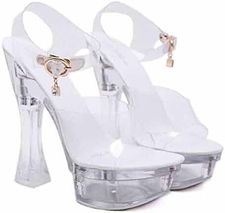 136155de074 Shopping Last 90 days - Clear - Sandals - Shoes - Women - Clothing ...