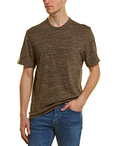James Perse Mens Dyed Jersey T-Shirt, 2, - Jersey Perse Cotton James