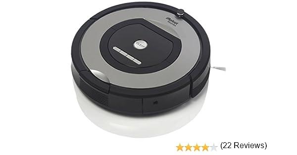 iRobot Roomba-774 Negro, Gris aspiradora robotizada - aspiradoras ...