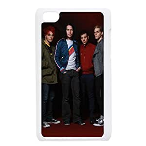 My Chemical Romance iPod Touch 4 Case White vgvj