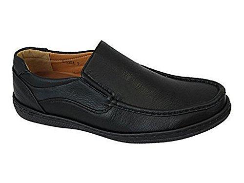 Foster Footwear , Mocassins pour homme Noir