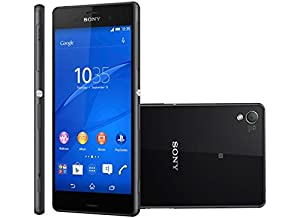 Sony Xperia Z3+ (Z3 Plus) E6553 5.2-Inch 32GB Factory Unlocked Smartphone (Black) - International Stock no warranty