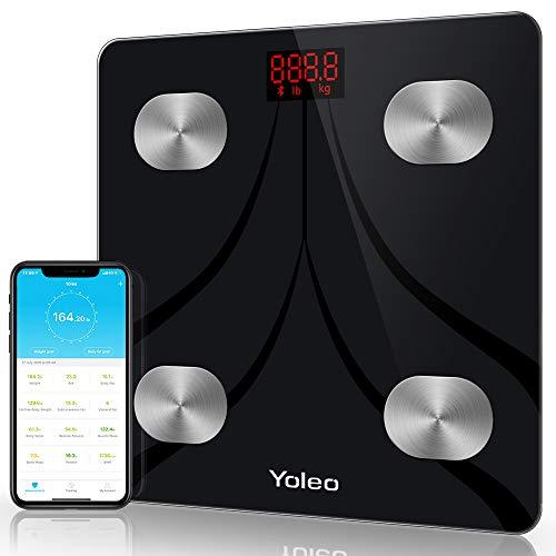 Body Fat Scale Yoleo