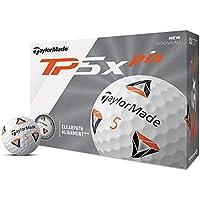 TaylorMade TP5x pix 2.0 Golf Ball, Dozen