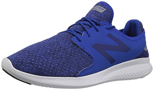 New Balance Mens Coast V3 Running Shoe Team Royal/Black FdgzSAF