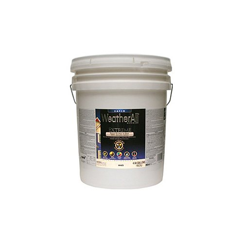 true value mfg company waesp-5g WAESP, True Value, Premium Weatherall Extreme, Paint/Primer In One, 5 Gallon, Pastel Base by True Value Hardware