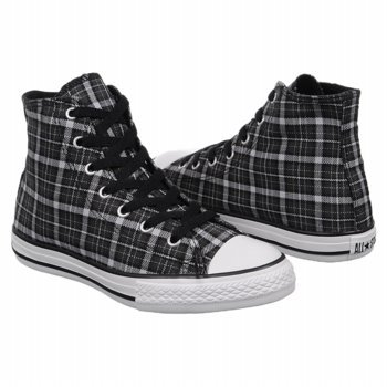CONVERSE Kids All Star Specialty Hi Pr Black/Plaid
