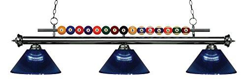 Z-Lite 170GM-ARDB 3 Billiard Light by Z-Lite (Image #1)