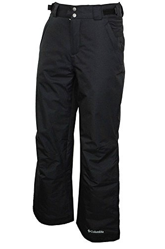 Columbia Men's Arctic Trip Omni-Tech Ski Snowboard Pants-Black-Small