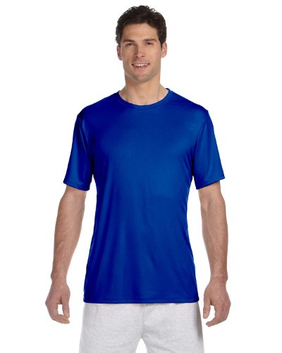 H4820 Hanes Adult Cool DRI® Performance T-Shirt (Royal) (...