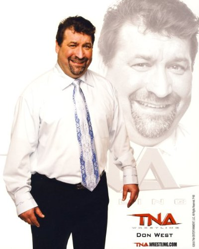 Don West - Official TNA Wrestling 8x10 Promo Photo