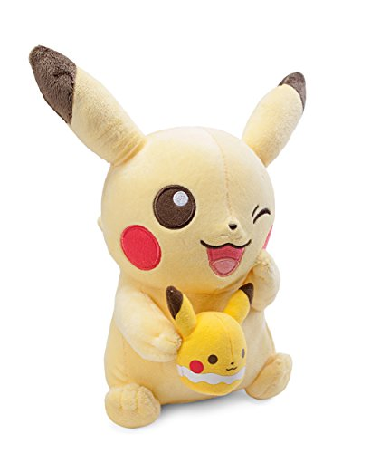 (Pokémon Tea Party Pikachu Plush Doll)