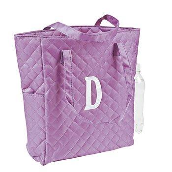 Amazon.com: Personalizado Púrpura Quilted bolsa Bag – Bolsas ...