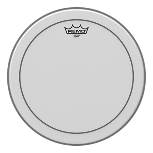 (Remo PS0114-00 Coated Pinstripe Drum Head (14-Inch))