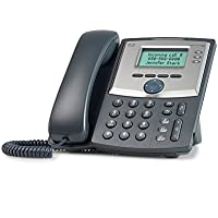 Ooma Office Provisioned Cisco Spa 303 3-Line IP Phone