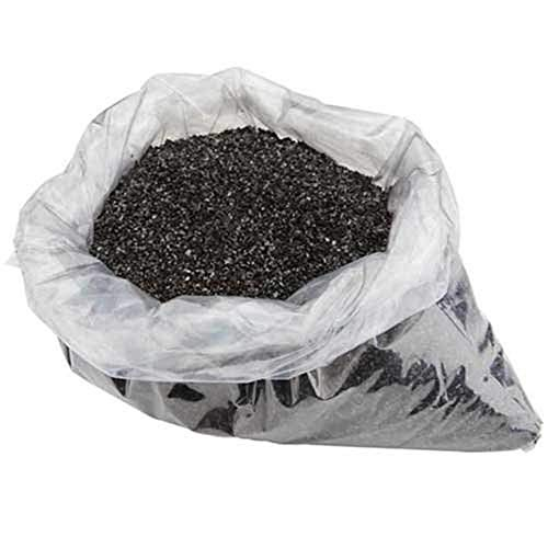 Granular Activated Coconut Shell Carbon Media - 1/2 Cubic Ft | 12x40 Mesh - Replacement Media for Water Filters