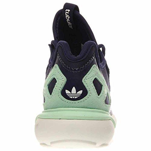 Adidas Vrouwen Buisvormige Runner W Originelen Loopschoen Nachthemel / Bevroren Groen