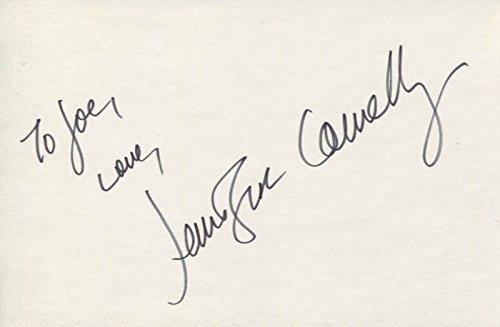 Jennifer Connelly - Autograph Note Signed
