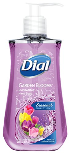 Dial Liquid Hand Soap, Garden Blooms, 7.5 Ounce (Packaging May Vary)