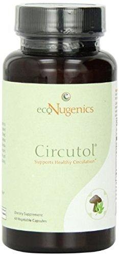 EcoNugenics Circutol, 60 V-caps by EcoNugenics