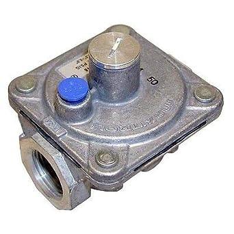 1//2 psi Inlet Pressure Maxitrol Company Maxitrol RV48-3//4 3//4 Gas Regulator