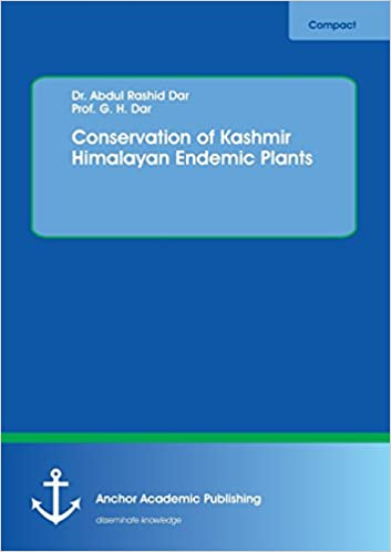 Book Conservation of Kashmir Himalayan Endemic Plants