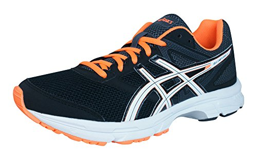 Mens Shoes Asics Trainers Running 3 Emperor Gel Black Black BvvqO7