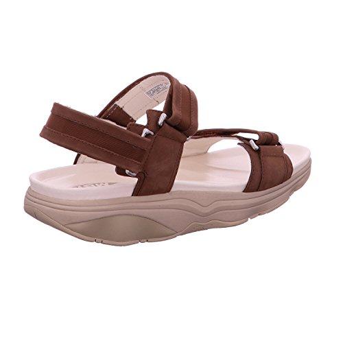 MBT - Zapatos de cordones para hombre Bison Braun