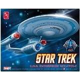 AMT Star Trek USS Enterprise 1701-C Cadet Series 1/2500 Scale Plastic Model Kit