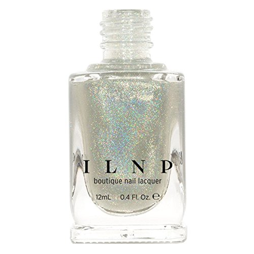 ILNP My Private Rainbow (Scattered) - Holographic SpectraFlair Nail Polish Top Coat by ILNP Cosmetics, Inc.