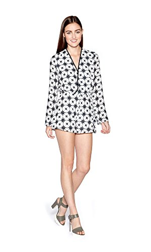 Discount Bec & Bridge Women's Etoile Playsuit, Print supplier
