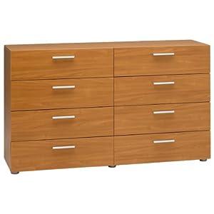 Tvilum Austin 8-Drawer Dresser