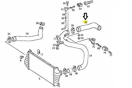2010 mini cooper manifold diagram wiring diagram database John Cooper Works amazon 2 9 cdi turbo intercooler air hose manifold mercedes mini cooper parts diagram 2010 mini cooper manifold diagram