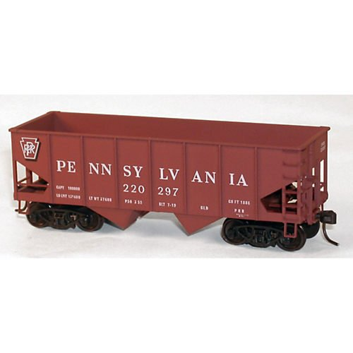 Accurail 25441 PRR HO Kit USRA 55-Ton Twin Hopper