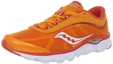 Saucony Women's Virrata Running Shoe,Orange/Red,5 M US