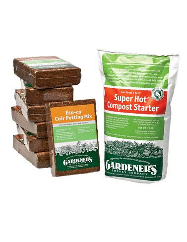Gardener's Supply Company Compost Success -