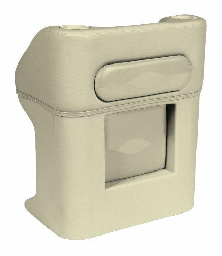 Wise Premier Series Pontoon Steering Console, Sand - Pontoon Furniture Lounge Seat
