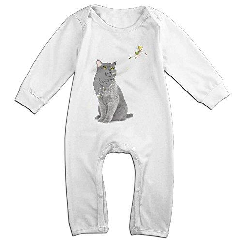 Raymond All You Needs A Little Pixel Dust Long Sleeve Bodysuit Baby Onesie White 24 (Baseball Furies Costume Girl)