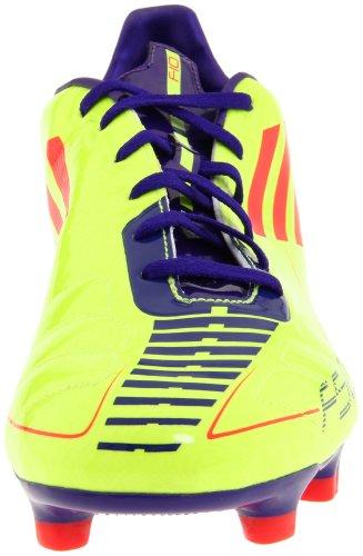 Adidas Heren F30 Trx Fg Voetbal Cleat Elektriciteit / Infrarood / Scherpe Paars Geanodiseerd