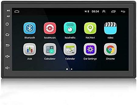 Android 2 Din Gps Auto Stereo Radio 7 Hd1080p Elektronik