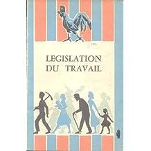 Legislation Du Travail Securite Sociale (aide-memoire, Edition 1968)