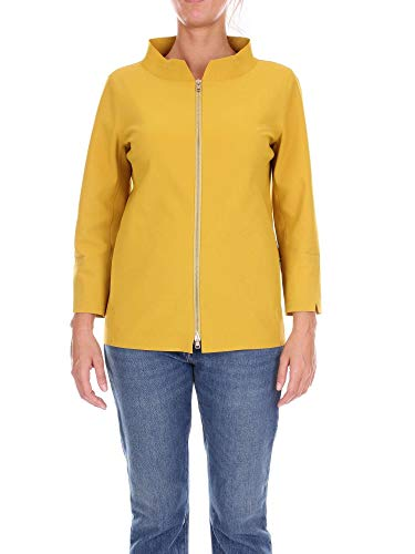 Herno Ca0132b13455s3000 Poliéster Amarillo Blazer Mujer wwHrqP07