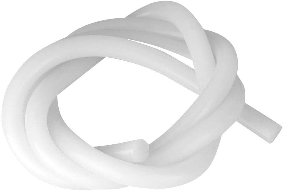 Resistant to High Temperature of 250℃ in a Short Time Zopsc 9.5mm Soft Silicone Bending Insert for Shaping Acrylic Rigid Tubing Repair Accessory Silicone Tubing