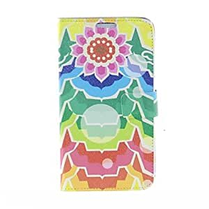 ZXC Kinston Sunflowe Pattern PU Leather Full Body Case for Samsung Note3