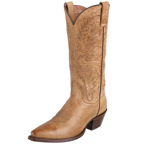 E Post Donna Santa Rosa Western Boot Tan